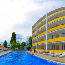 Курорт КОБЛЕВО  Отель «Днестр»